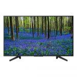 "Televisor SmartTV Sony Bravia de 49"" 4K (3840 x 2160) 49X725F"