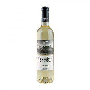 Botella de Vino Blanco - Monasterio de las Viñas