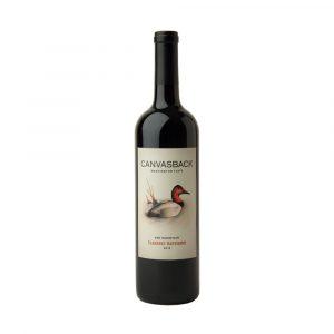Vino Canvasback Cabernet Sauvignon marca Duckhorn