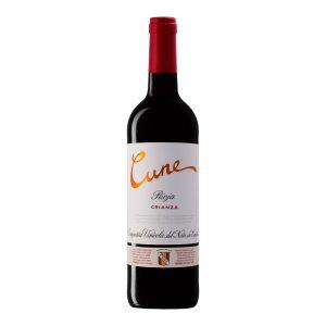 Botella de Vino Tinto Crianza - CVNE