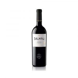 Botella de Vino Tinto Dalmau - Marques de Murrieta