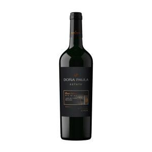 Botella de Vino Tinto Black Edition - Argentino - Doña Paula