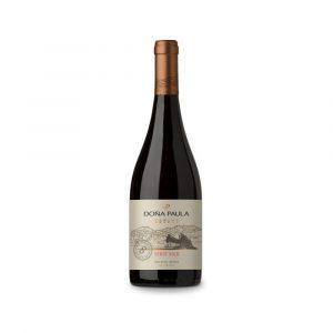 Botella de Vino Tinto Estate - Pinot Noir - Argentino - Doña Paula