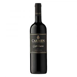 Botella de Vino Tinto  Gran Reserva Carmenere - Carmen