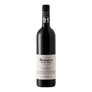 Botella de Vino Tinto Gran Reserva - Monasterio de las Viñas