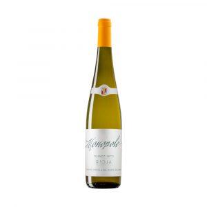 Botella de Vino Blanco Monopole - CVNE