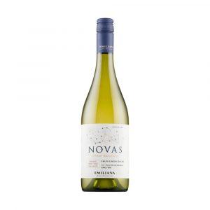 Vino Novas Gran Reserva Sauvignon Blanc marca Emiliana Organics