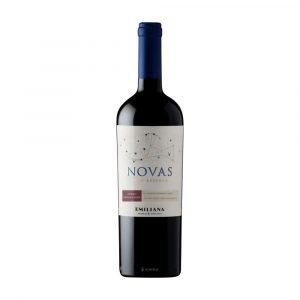 Botella de Vino Tinto Novas Gran Reserva Syrah/Mourvedre - Emiliana Organics