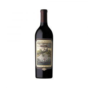 Vino Red Schooner Malbec marca Wagner Family Of Wine