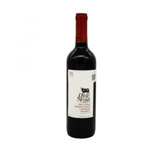 Botella de Vino Tinto Reserva Cabernet Franc /Carmenere - Oveja Negra