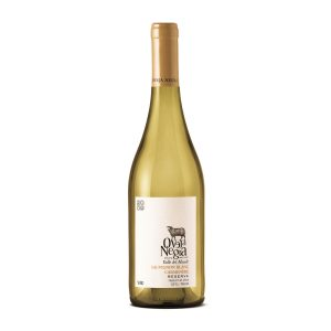 Botella de Vino Blanco Reserva Sauvignon Blanc/Carmenere - Oveja Negra