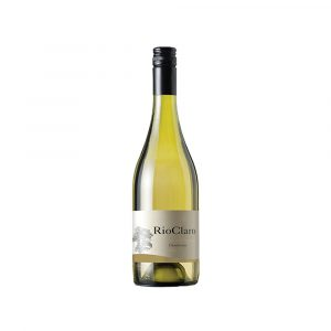 Vino Rio Claro Chardonnay marca Rio Claro