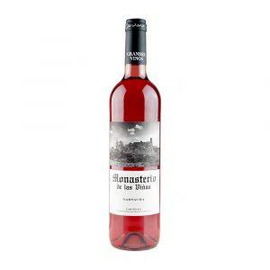 Botella de Vino Rosado - Monasterio de las Viñas