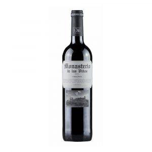 Botella de Vino Tinto Tinto - Monasterio de las Viñas