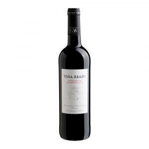 Botella de Vino Tinto - Viña Arazu