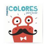 Libro Primeros colores para tocar