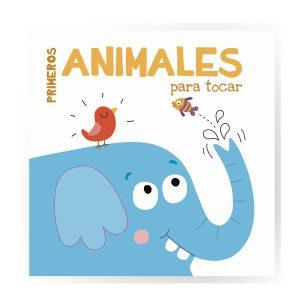 Libro Primeros animales para tocar