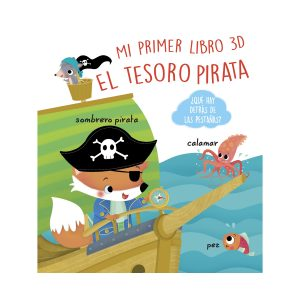 Mi Primer Libro 3D - El Tesoro Pirata