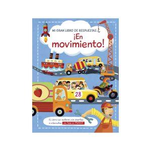 Mi gran libro de respuestas - En movimiento