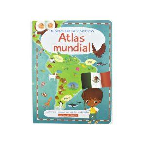 Mi gran libro de respuestas - Atlas mundial