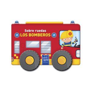 Libro sobre ruedas - Los bomberos