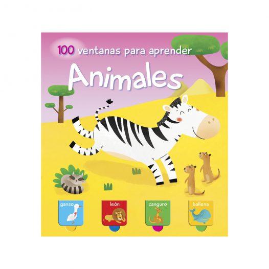 Libro 100 Ventanas para Aprender – Animales