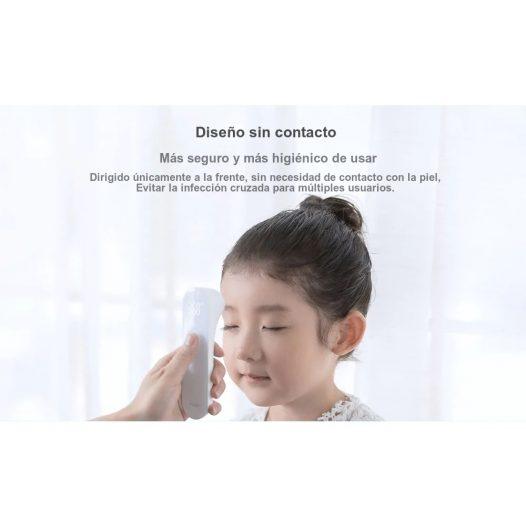 Xiaomi Termómetro Médico Digital Láser Blanco