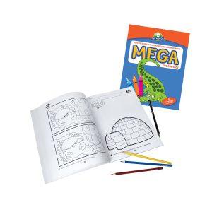 Libro de aprendizaje inicial - Preescolar MEGA