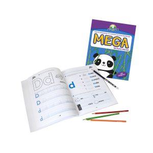 Libro de aprendizaje inicial - Lectura inicial MEGA