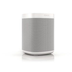 Bocina Pequeña Bluetooth Con LED