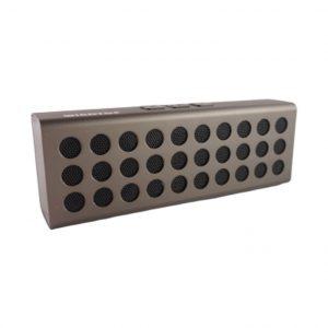 Bocina Bluetooth Metalica