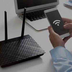 Redes y Conexión Inalámbrica