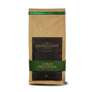 Café molido Dieseldorff Kaffee tipo Coban Tradicional 400g