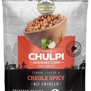 Maiz sabor picante marca Chulpi