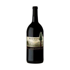 Botella de vino tinto RedWood Vineyards Cabernet Sauvignon Magnum 1.5Lt.