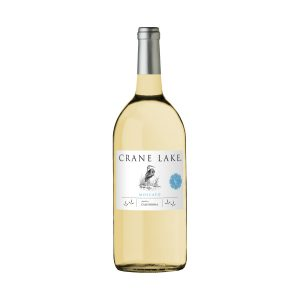 Botella de vino blanco Crane Lake Moscato 1.5Lt.
