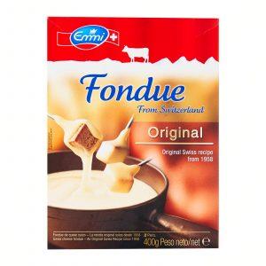 Queso Fondue Original marca Emmi (400g)
