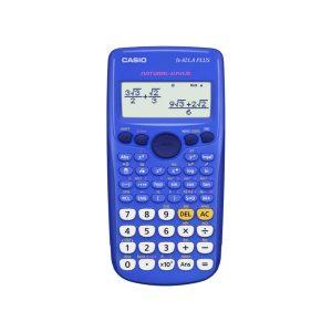 Calculadora cientifica Casio 82LAPLUS color Azul