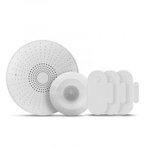 Kit esencial inteligente con conexión Wi-Fi marca Nexxt