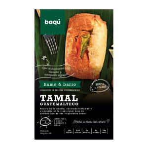 Tamal Vegetariano 300g Baqú