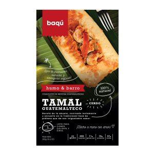 Tamal de Cerdo 300g Baqú