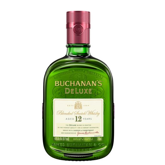 Buchannans de luxe 12 Años Blended scotch whisky 750 Ml