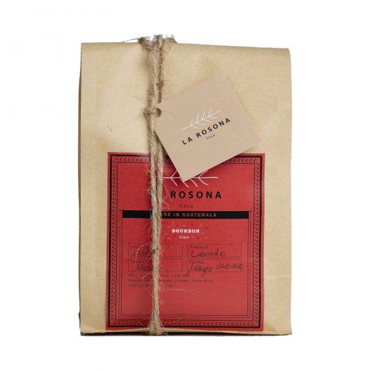 Café Gourmet en grano La Rosona tipo Bourbon 1 Lb