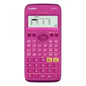 Calculadora cientifica Casio 82LAPLUS color Rosado