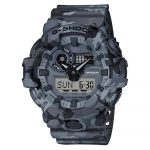 Reloj para Hombre de Pulsera de Cuero marca Q&Q color Gris