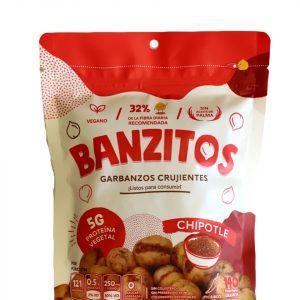 Banzitos sabor Chipotle 140g