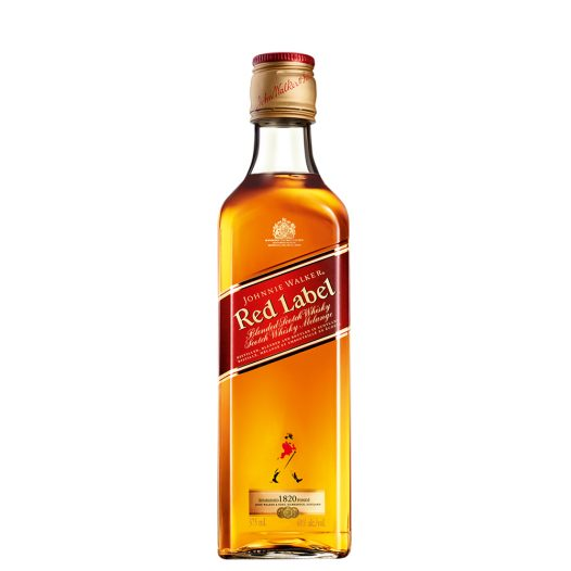 Johnnie Walker Red Label Blended scotch whisky 375 Ml