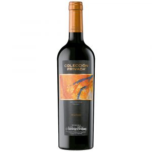 Botella de Vino Tinto Navarro Correas Coleccion Privada - Malbec 750 ML