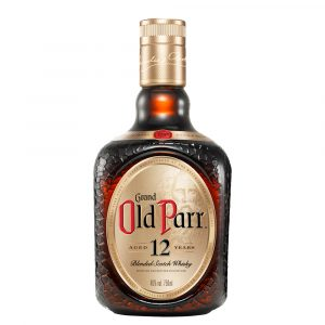 Grand Old Parr 12 años Blended scotch whisky 750 Ml