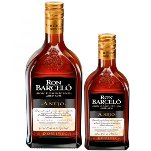 Promoción producto GRATIS - Ron Barcelo Añejo + GRATIS 350 ML